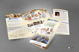Let's Move - Brochure Design