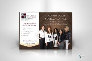 Tiffany Hamil - Flyer Design and Print Marketing